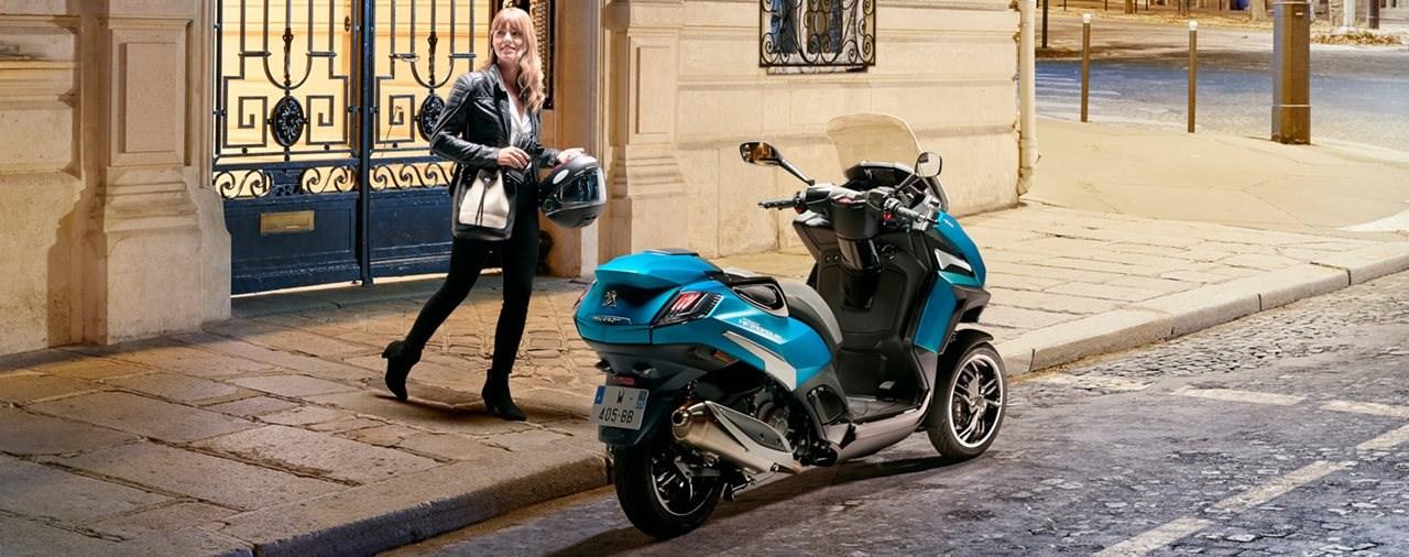 Peugeot Metropolis 400 neu 2021