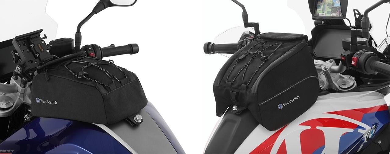 Wunderlich Tankrucksäcke für BMW F 900 jetzt verfügbar