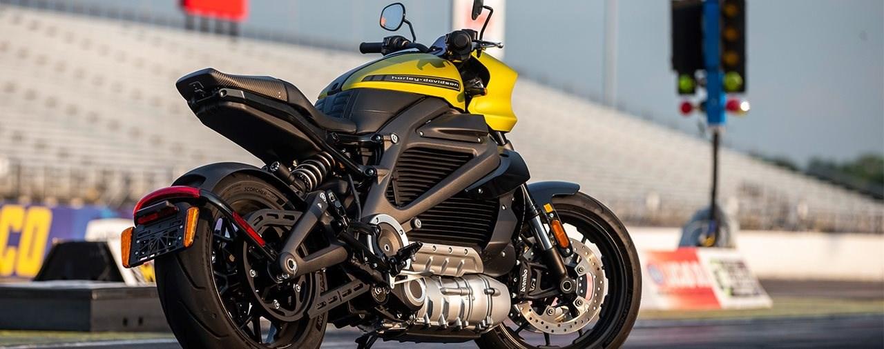 Harley-Davidson LiveWire bricht Beschleunigungsrekord
