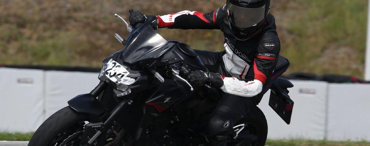 Das erste Mal Rennstrecke - Mit der Z900 am MotoGP-Racetrack