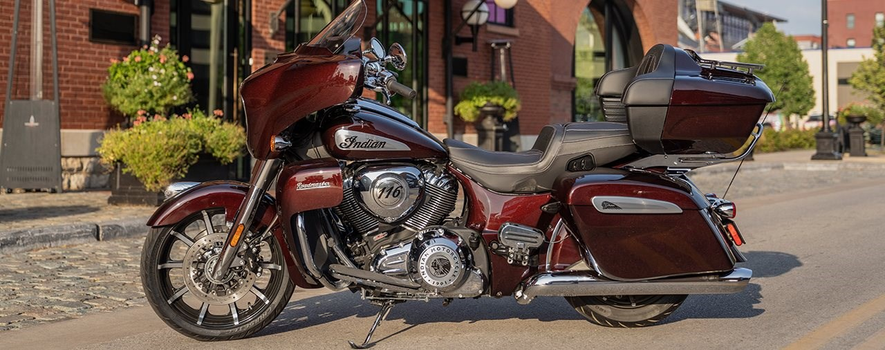 Indian Roadmaster Limited 2021