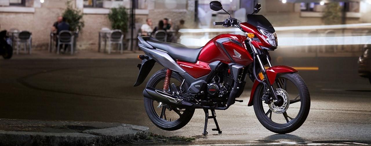 Honda CB125F Modelljahr 2021