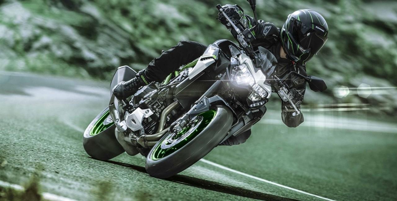 Kawasaki Z900 erhält für 2021 neue Farben