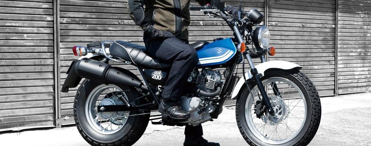 Suzuki RV125 VanVan (2003 - 2017) Gebrauchtberatung