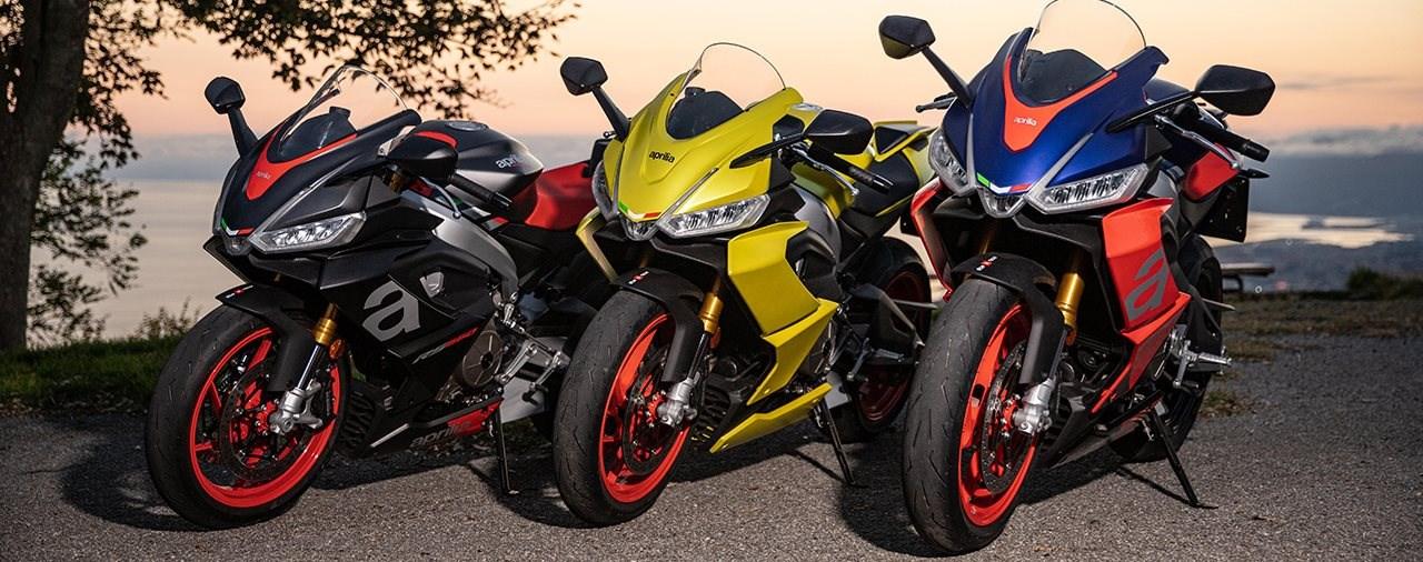 Aprilia präsentiert alle Farben der neuen RS660 2021!