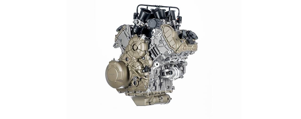 Stärkster Reiseenduro Motor! Neuer Ducati V4 Granturismo Motor!