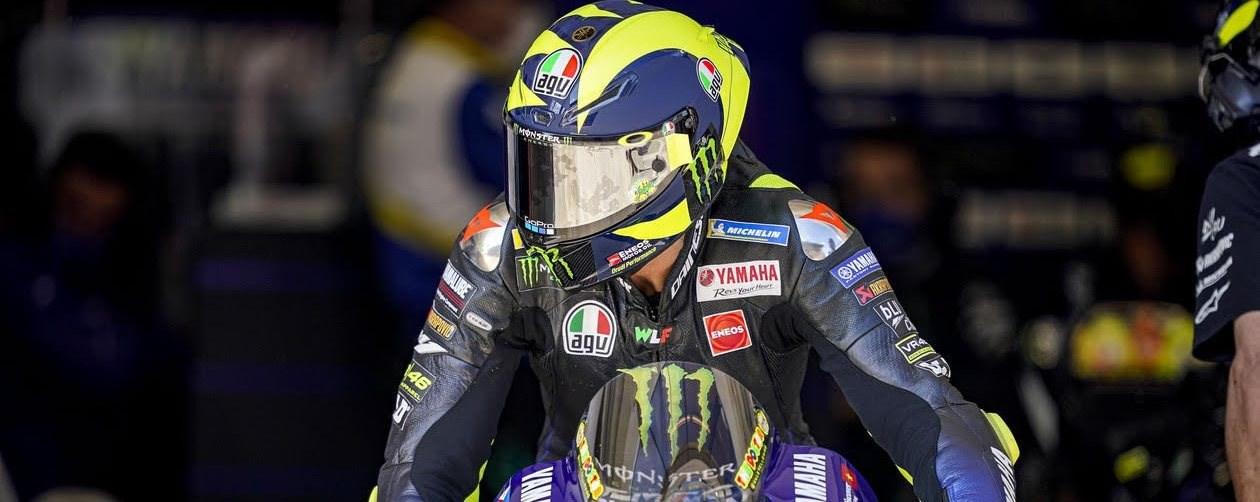 Valentino Rossi positiv auf Coronavirus gestestet