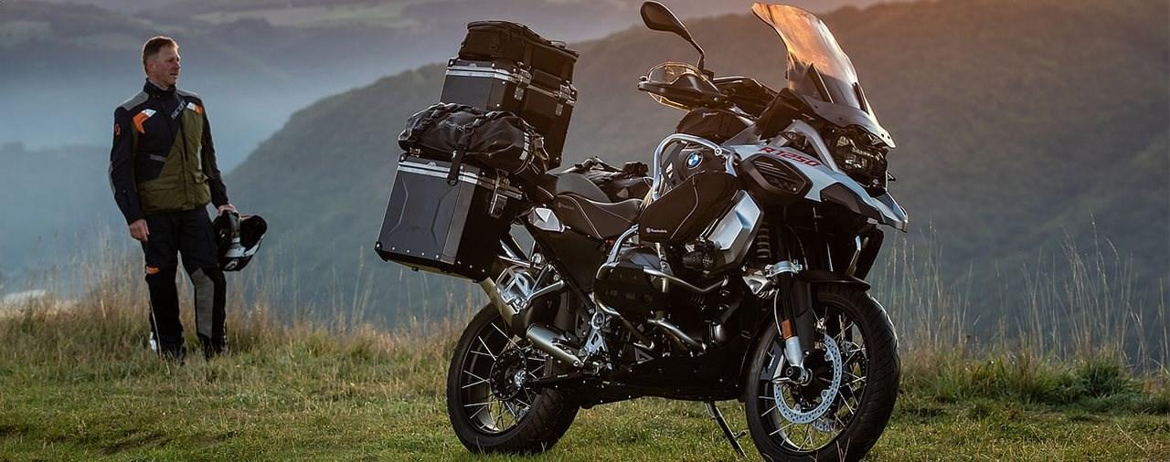 Wunderlich Zylinderkopfschutz für BMW R 1250 GS und Adventure