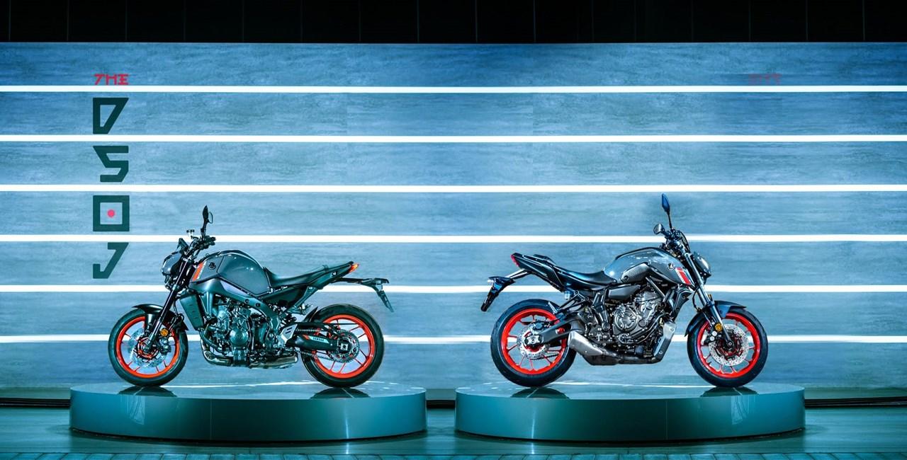 Yamaha Motorrad Neuheiten 2021