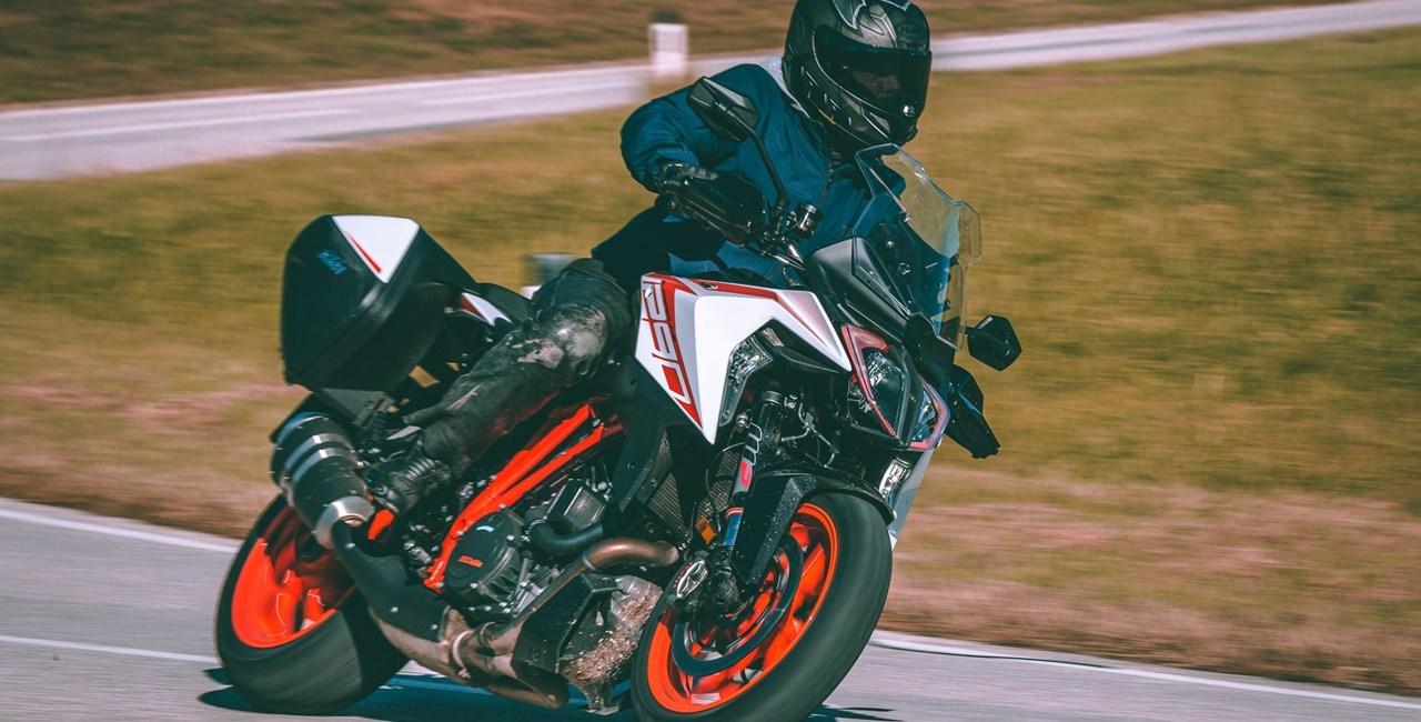 KTM 1290 Super Duke GT 2020 Test- Launchcontrol und Soziuskomfort