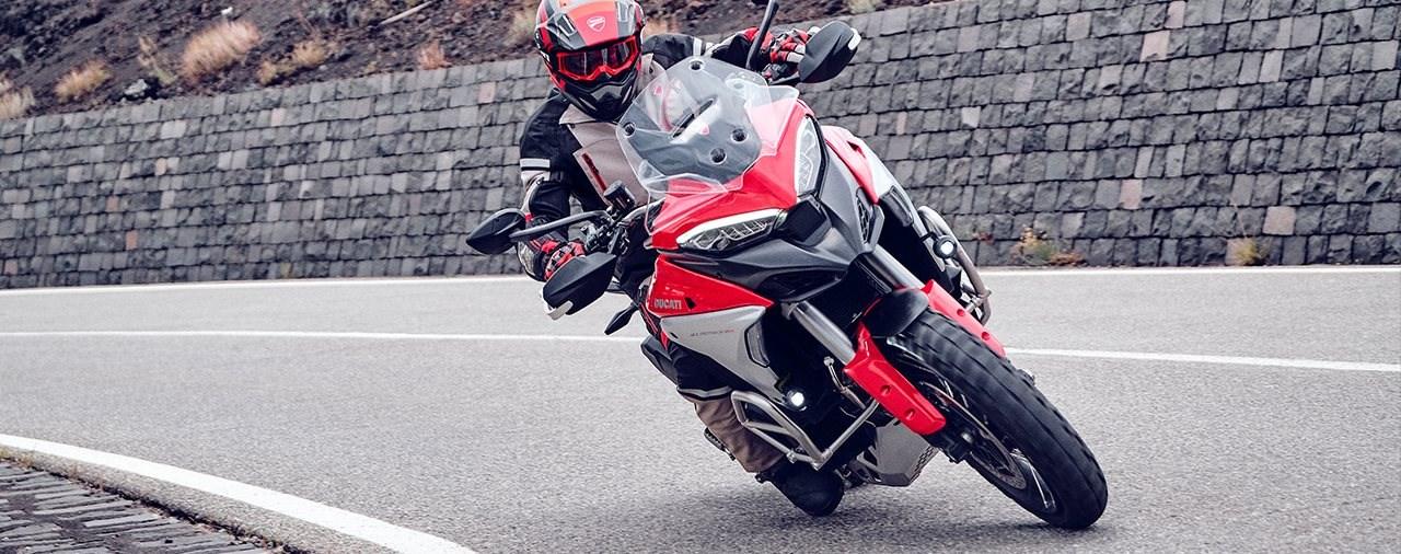 Ducati Multistrada V4 / S / Sport 2021 – die ärgste Reiseenduro!