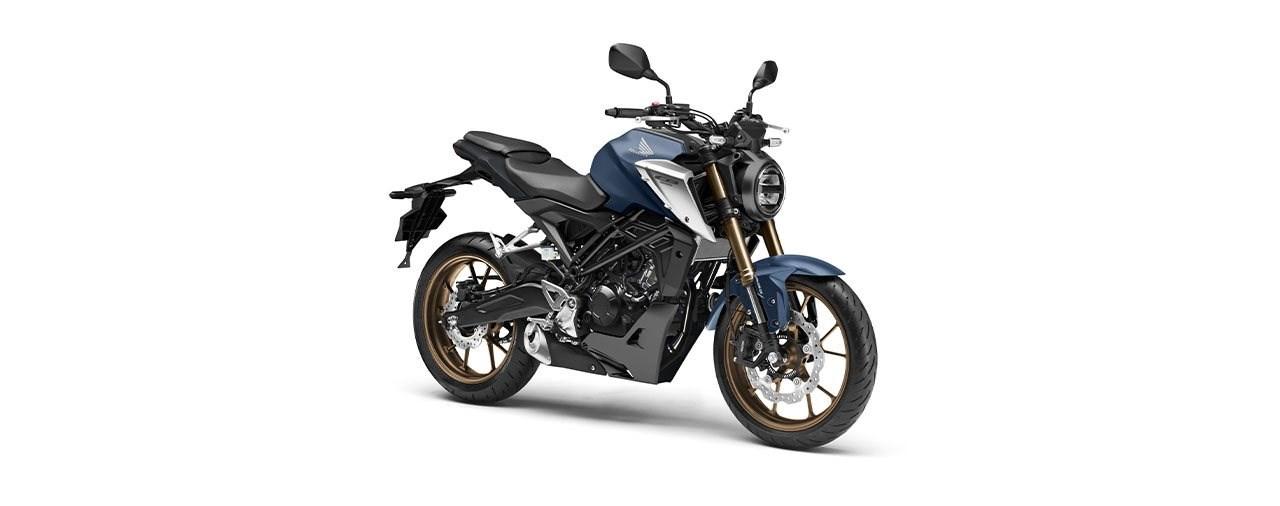 Honda CB125R 2021 präsentiert