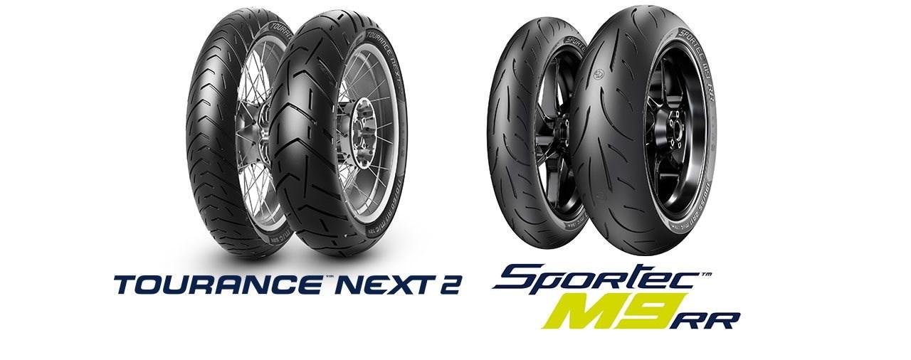 Metzeler Motorrad-Reifen-Neuheiten 2021
