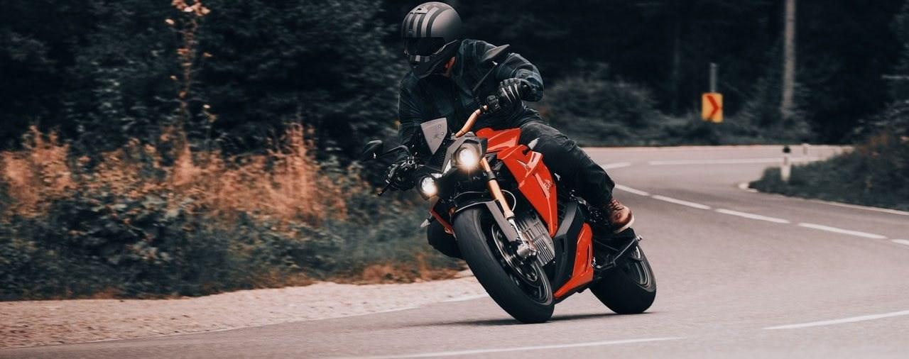 Energica E-Motorräder mit Softwareupdate noch schneller