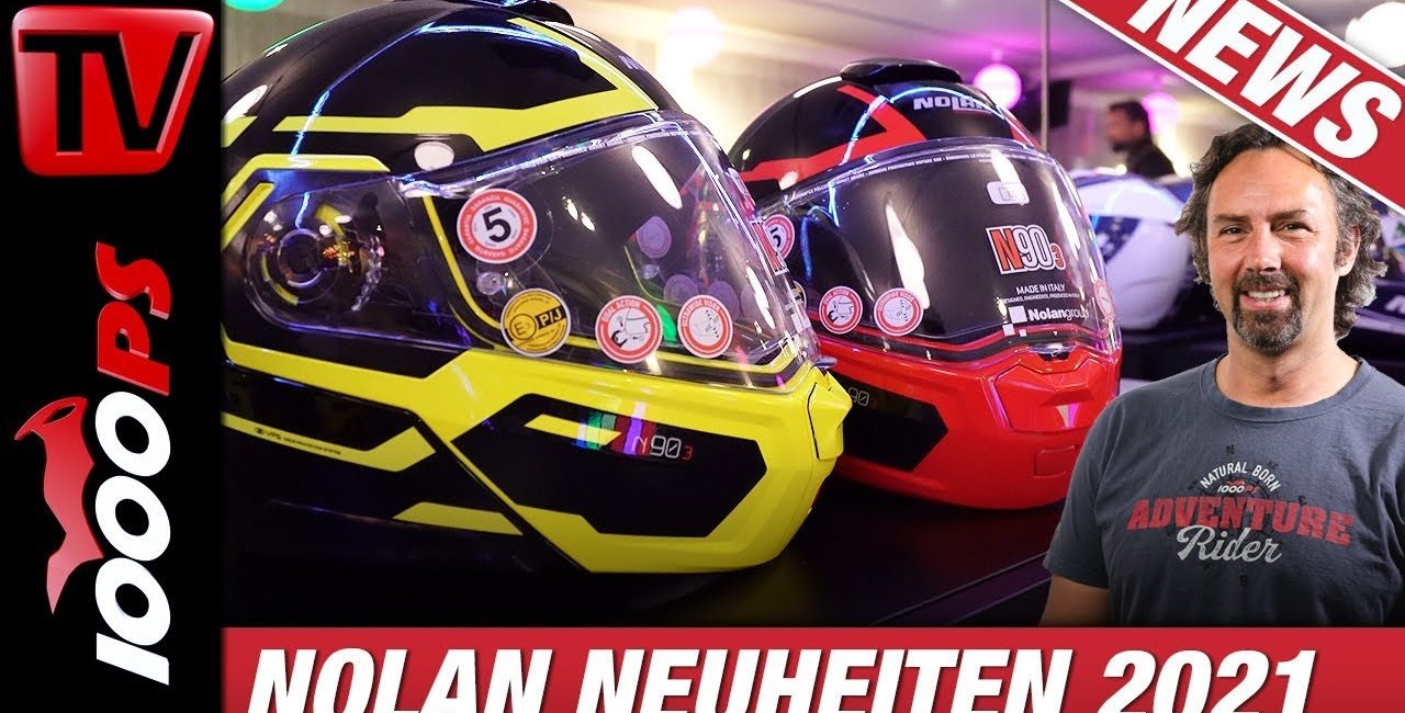 Nolan News 2021 – die 1000PS-Onlinemesse!