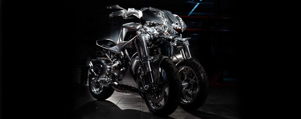 Kann eine Yamaha Niken brutaler aussehen?