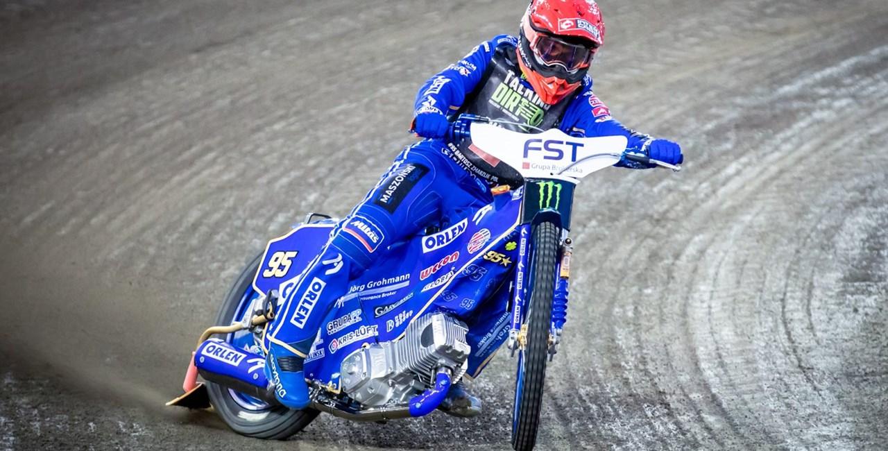 Mitas feiert den Weltmeistertitel 2020 im FIM Speedway Grand Prix