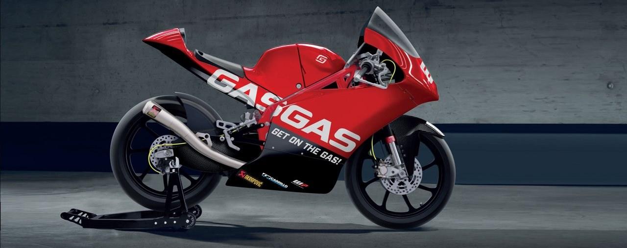 Mit dieser RC 250 GP startet GASGAS nächstes Jahr in der Moto3