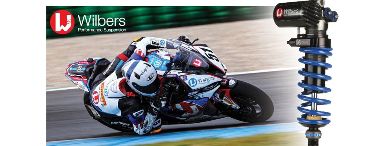 Wilbers Racing-Fahrwerk für BMW S 1000 RR