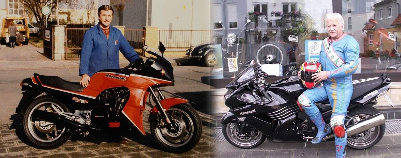 Trauer um Kawasaki Urgestein Anton Wolf