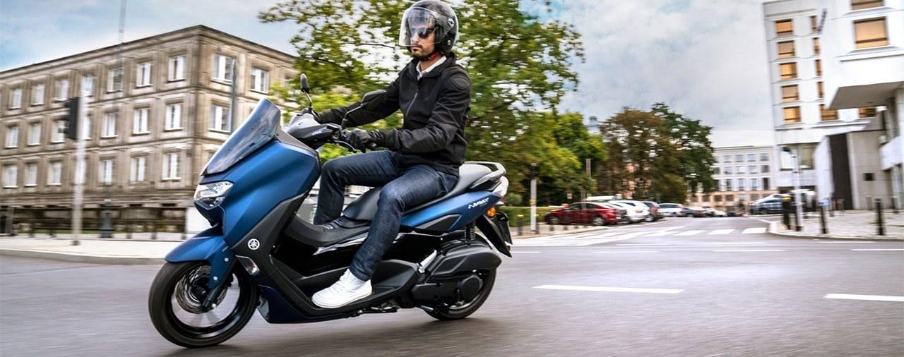 Yamahas neue Stadtroller für 2021 - Yamaha NMAX 125 & D'elight