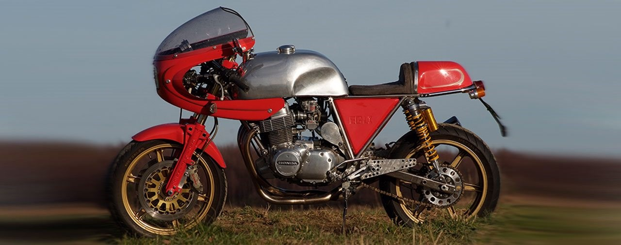 Custom Honda CB 750 Egli Umbau