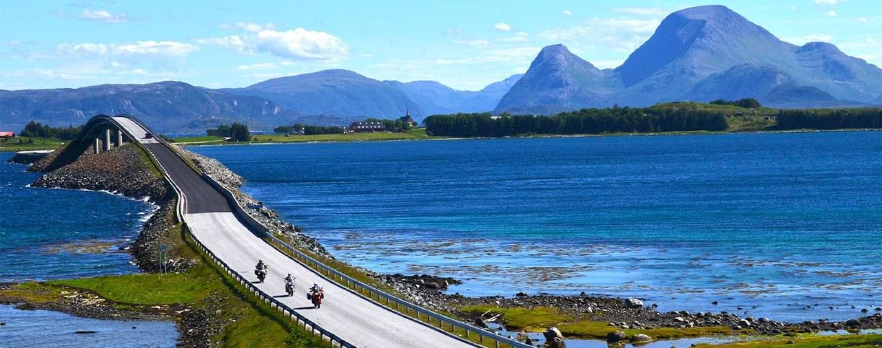 Feelgood Reisen präsentiert neue Motorradtouren