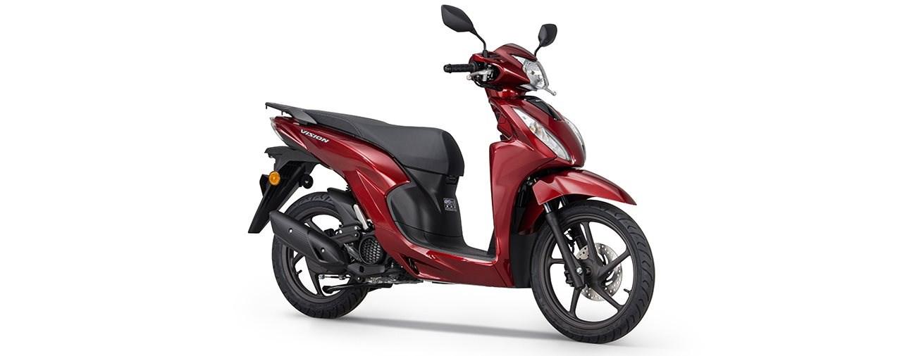 Neuer Honda Vision 110 2021