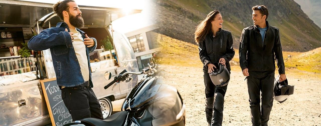 BMW Motorrad Kollektion 2021