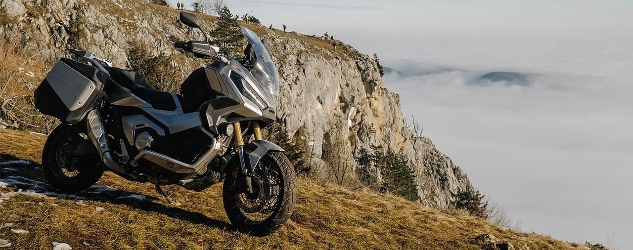 Honda X-ADV 2021 im Test