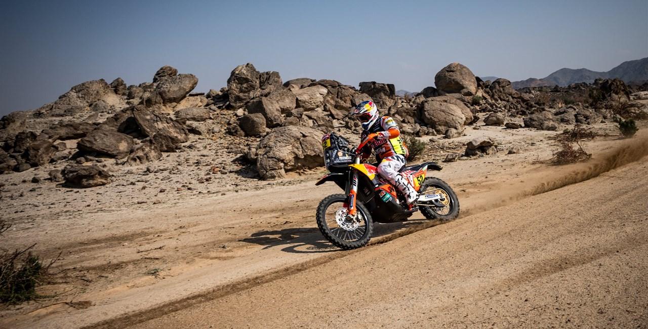 Rally Dakar 2021 Start