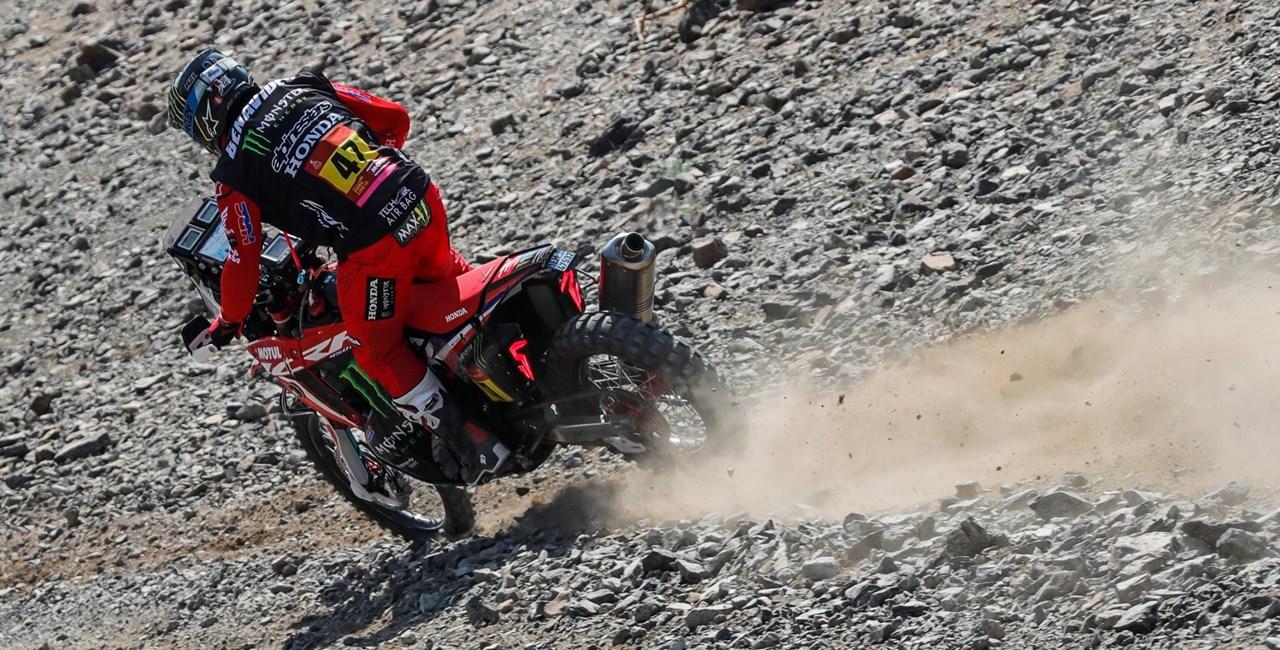 Etappe 5 Dakar 2021