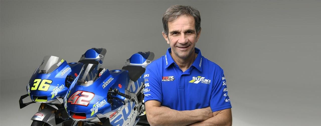 Suzuki MotoGP Team verliert Davide Brivio an die Formel 1