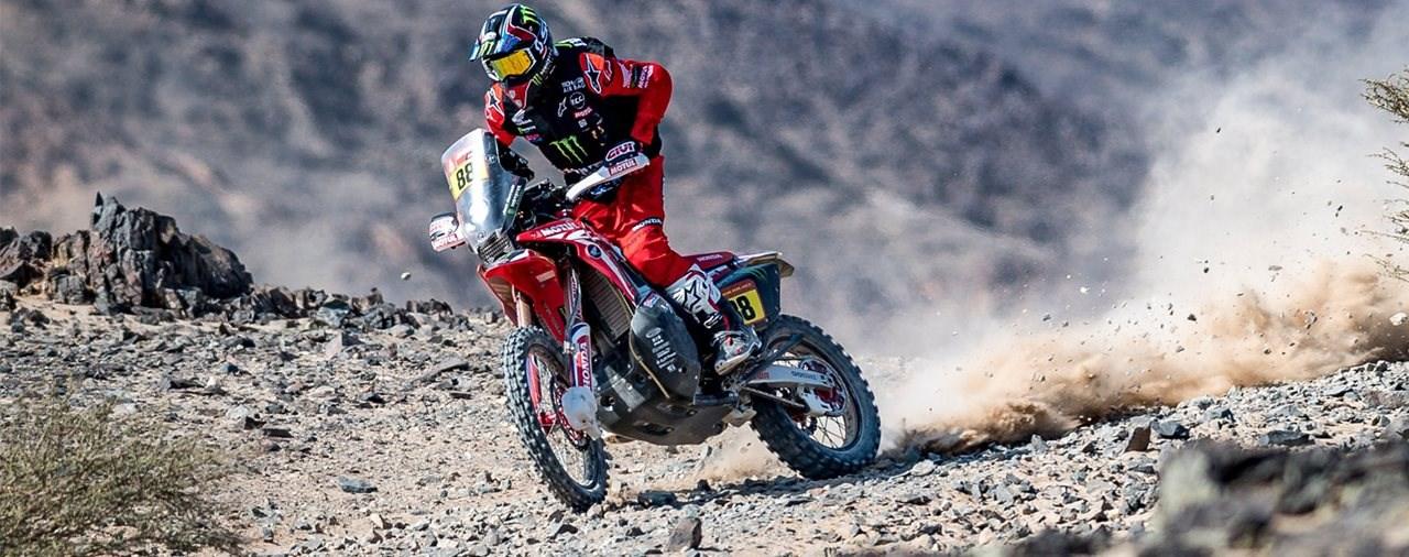 Rallye Dakar 2021 - die 6. Etappe