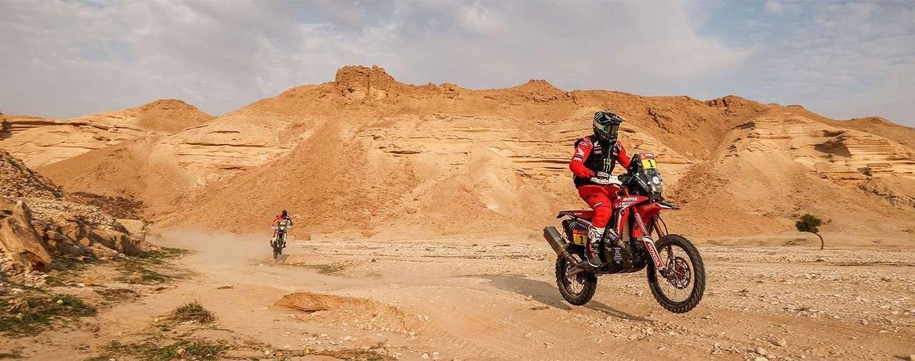 Dakar 2021 Stage 10 - Ergebnisse der Etappe & Gesamtstand