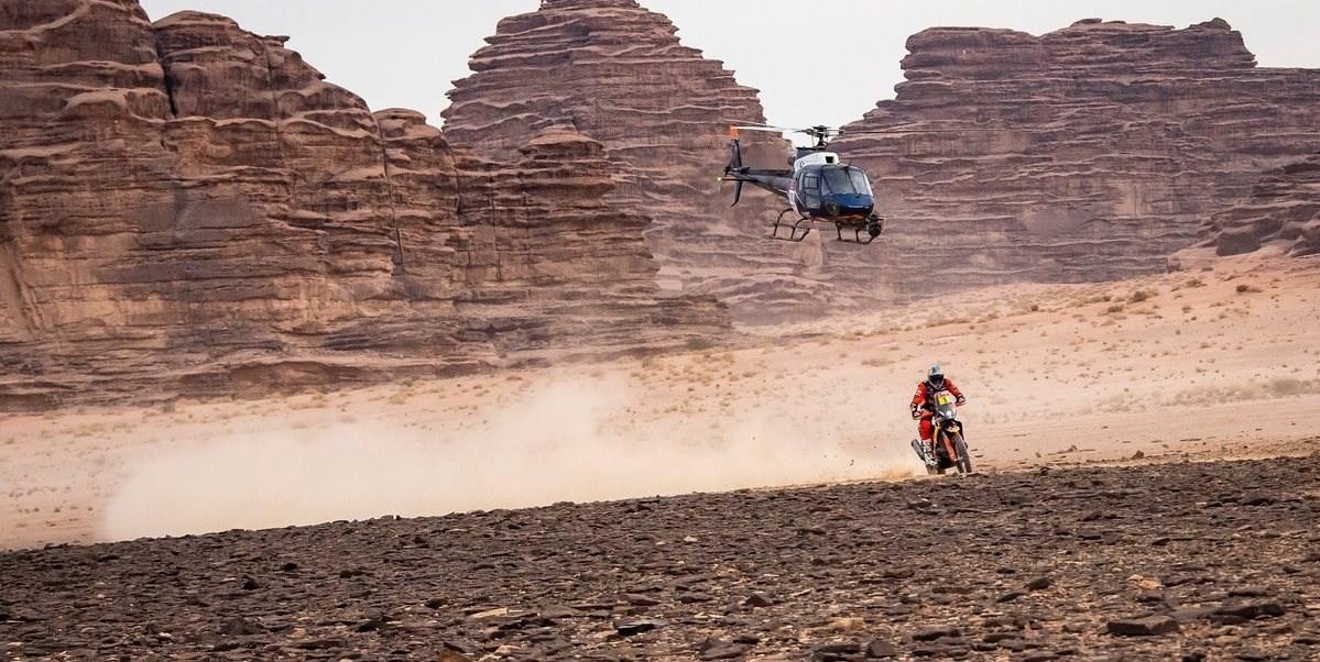 Rally Dakar 2021 Tag 11 - knappes Ergebnis keine Vorentscheidung!