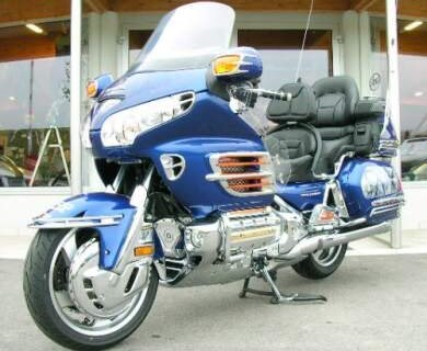 Goldwing Paradies