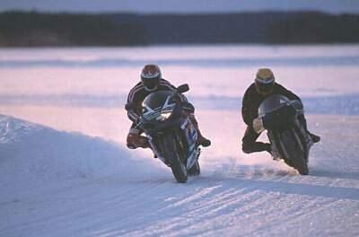 Iceroad Racing