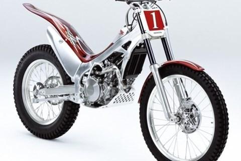 Honda 4T Trial
