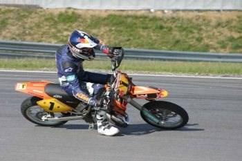 Red Bull KTM Supermoto Junior Cup