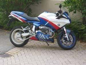 BMW Bikermeeting