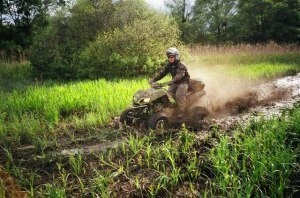 ATV Family Weekend in Acs/Ungarn