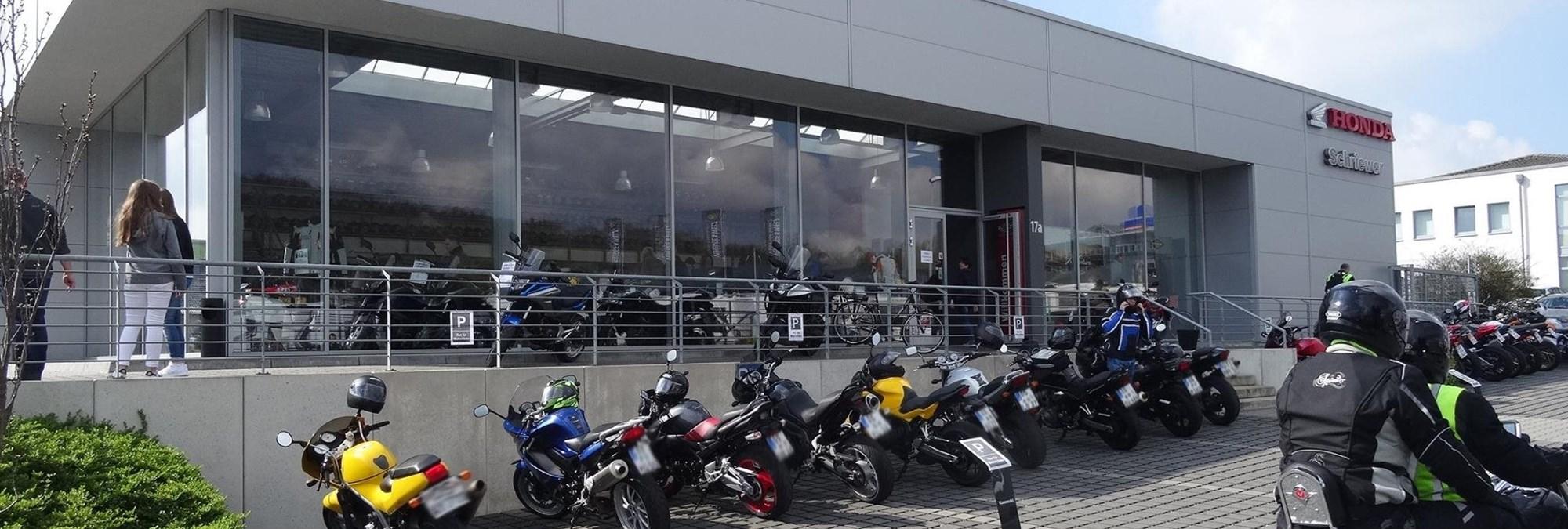 Willkommen bei Schriewer in Bissendorf - Ihrem Motorradpartner im Großraum Osnabrück!