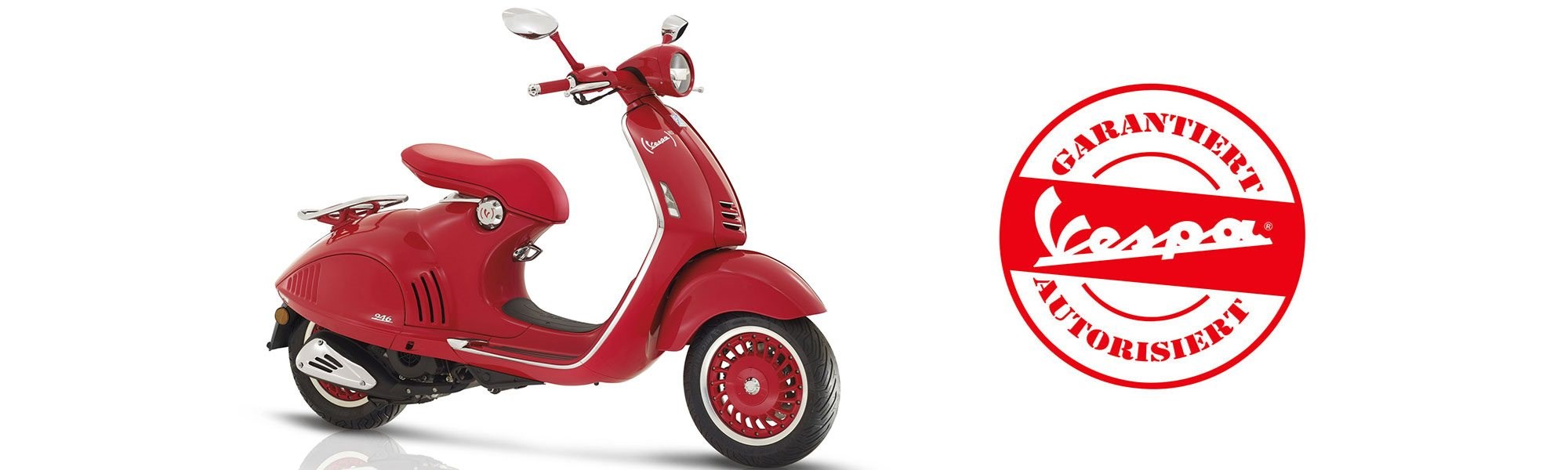 Vespa Authorisiert
