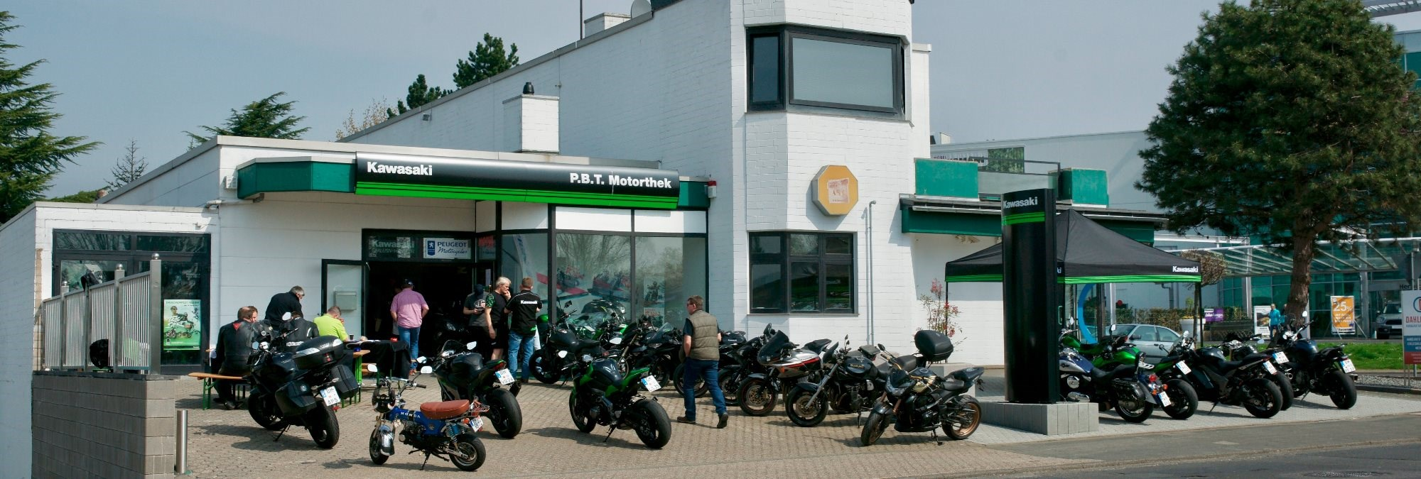 Die PBT Motorthek in Bergheim-Zieverich