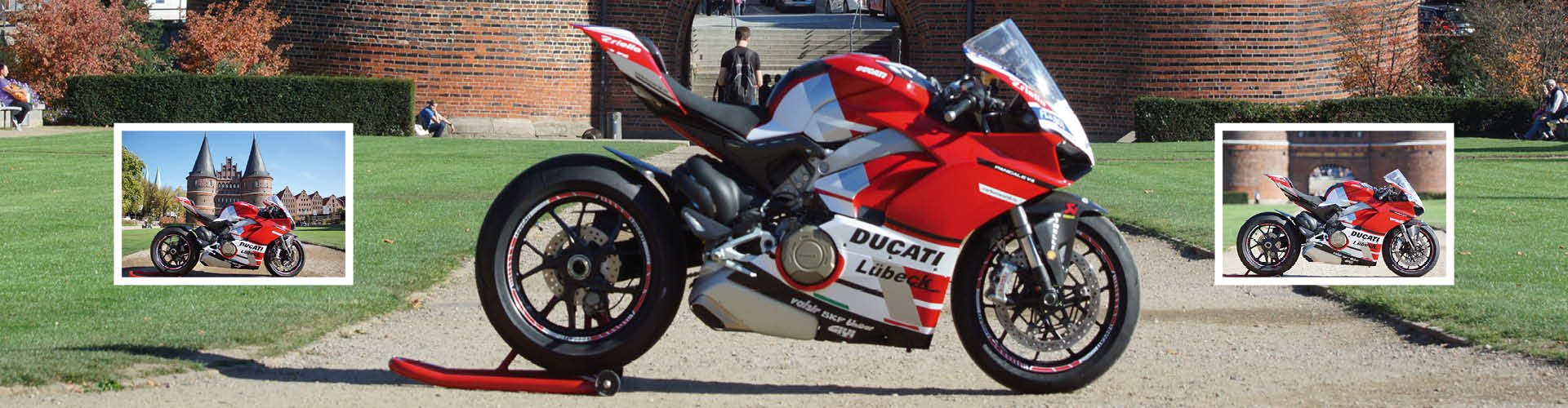 Ducati Panigale V4 design by Carbonworld