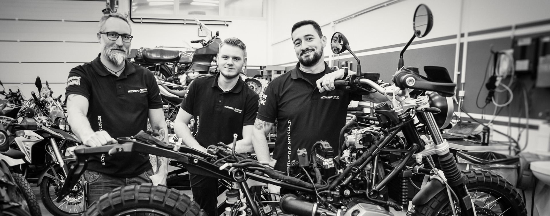 BMW Motorrad Dealer Build-Off 2019!