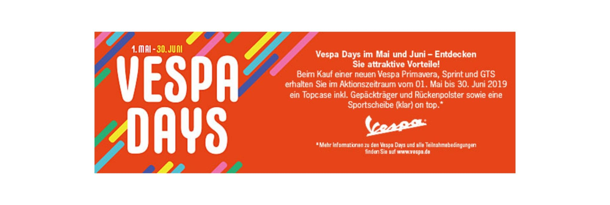 Vespa Days