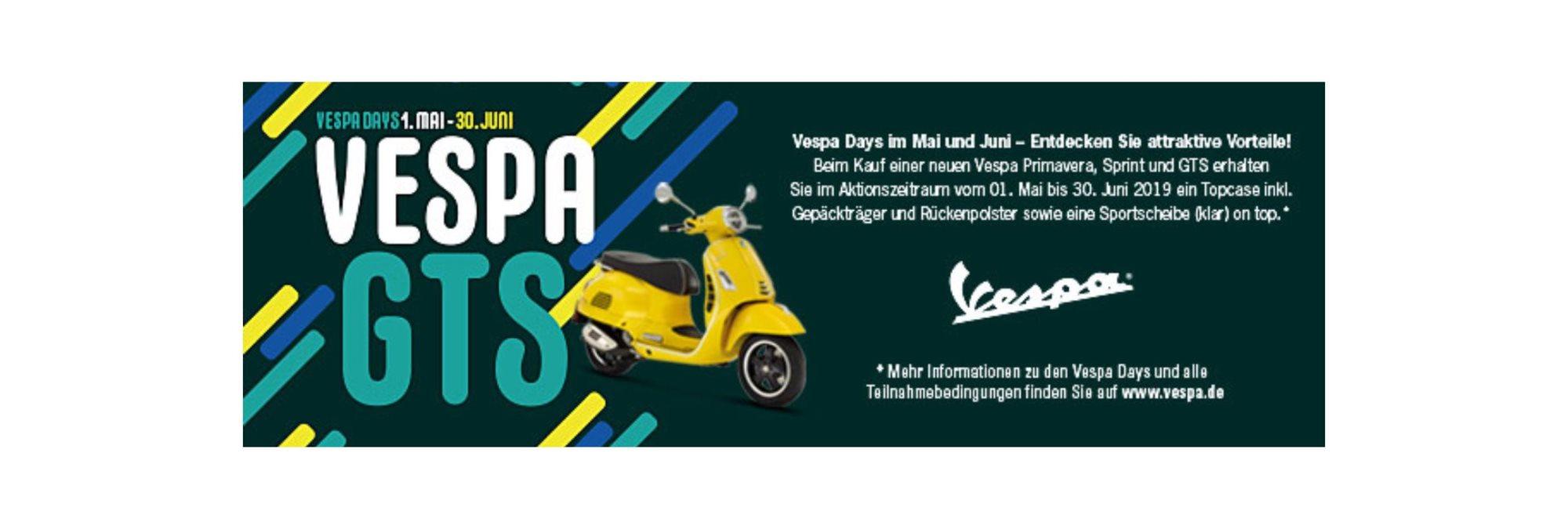 Vespa Days GTS