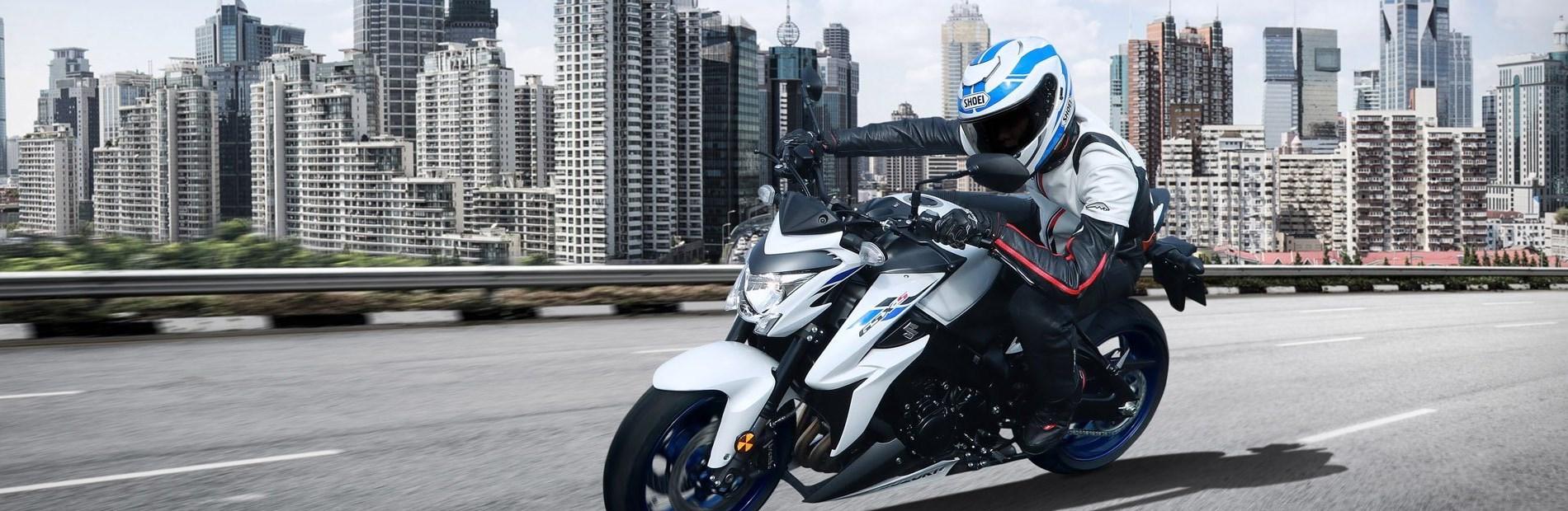 Die neue Suzuki GSX-S 1000 - jetzt bei Motorrad Wittenberg